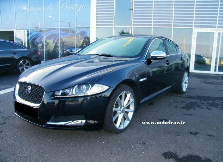 Jaguar XF 3.0 V6 D 275 CH S Luxe Premium d'occasion Gironde 33.