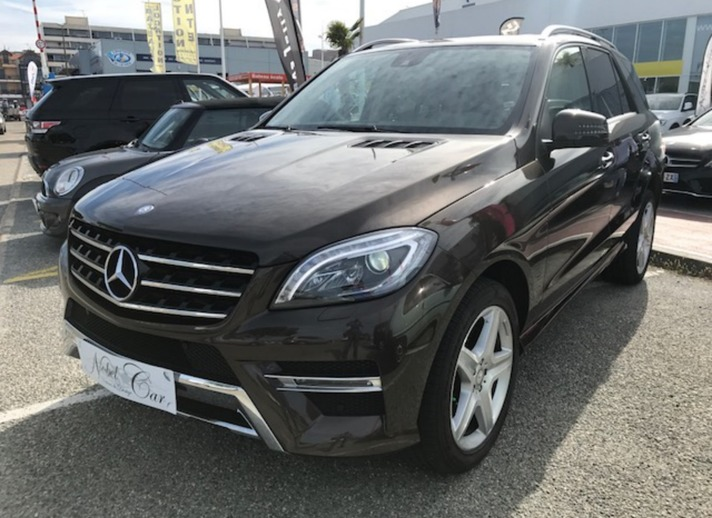 Mercedes ML 250 CDI Fascination 7G tronic du 28/08/2014 avec 42 500 km d'occasion Nobel Car 33