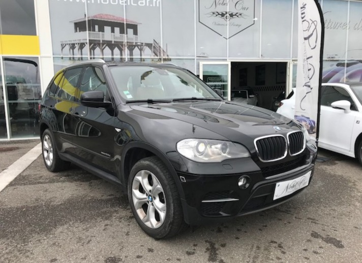 BMW X5 XDRIVE30DA 245CH EXCLUSIVE du 01/2012 avec 157 770 km d'occasion Nobel Car 33 Proche de Bordeaux 33