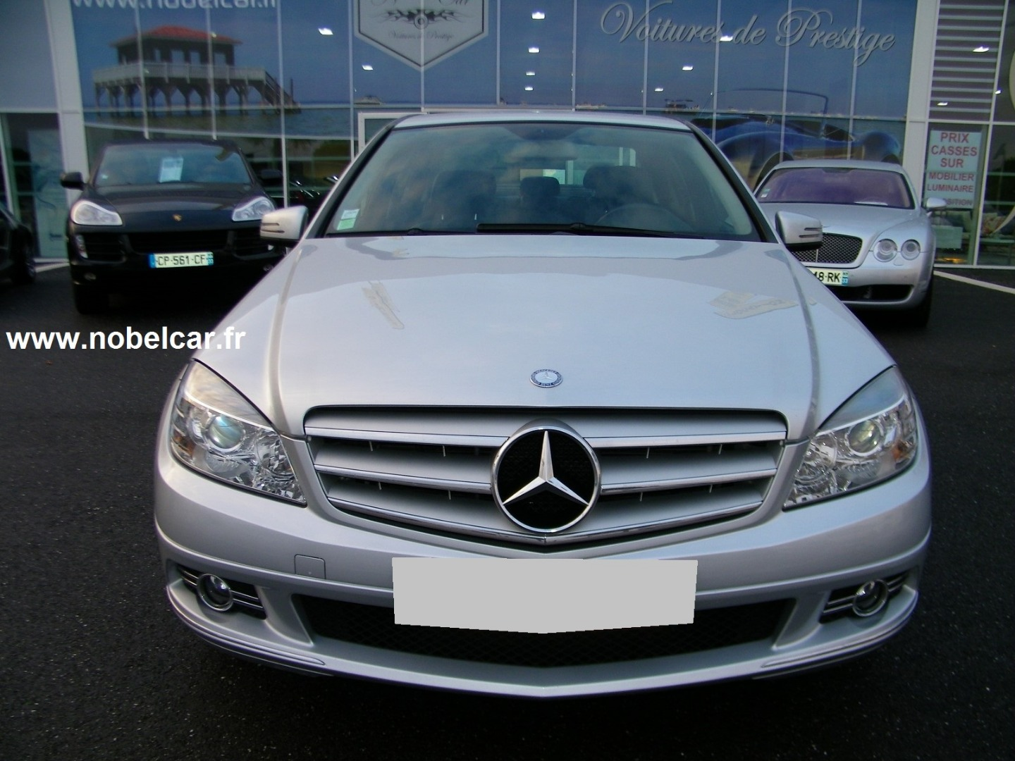 Mercedes Classe C 220 CDI AVANTGARDE d'occasion gironde 33