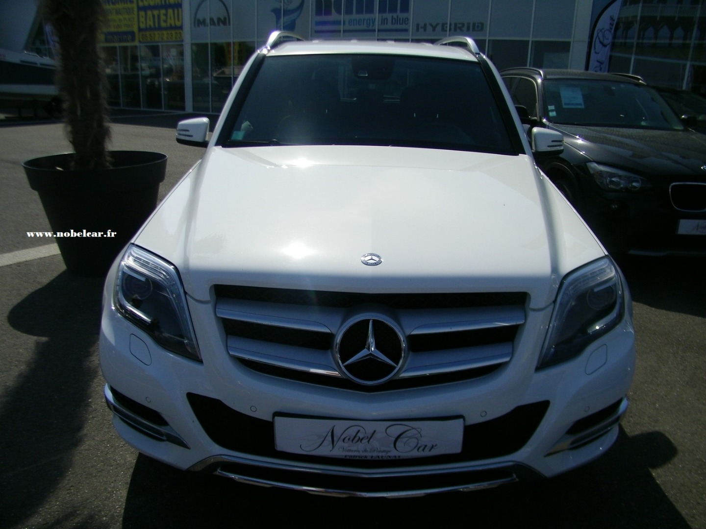MERCEDES GLK 220 CDI SPORT 4 MATIC 7G TRONIC + D'occasion Gironde 33.