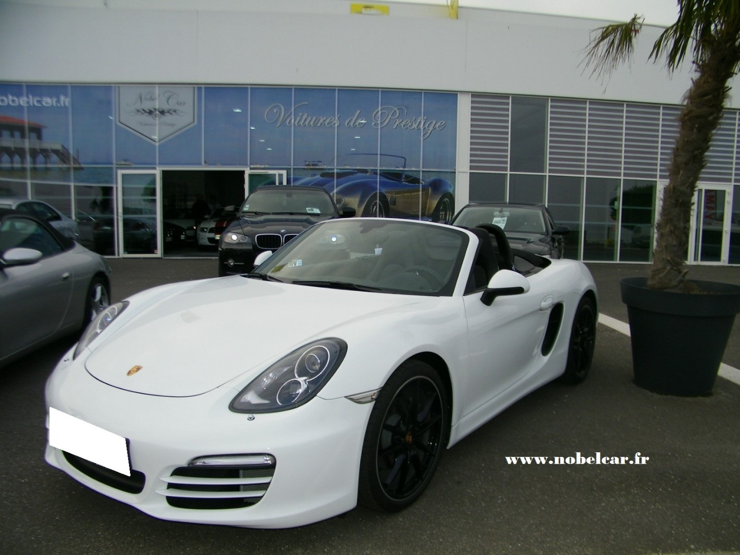 Porsche Boxster 981 2.7 265 CH PDK Occasion France