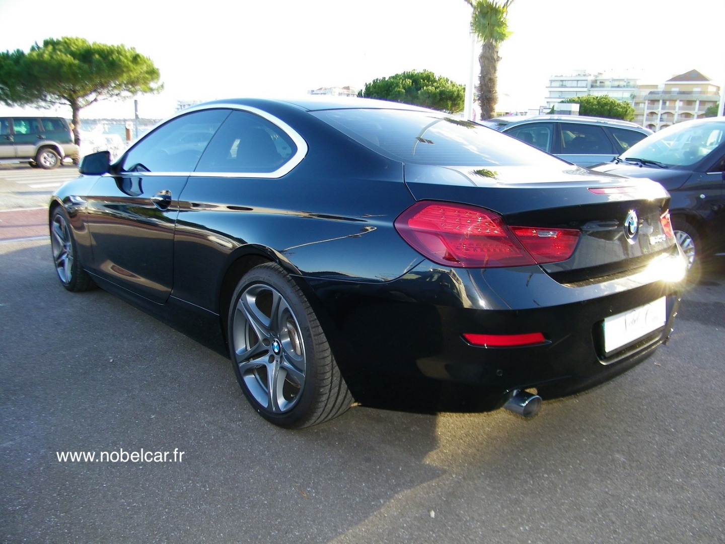 BMW série 6 F13 coupe 640D d'occasion gironde 33