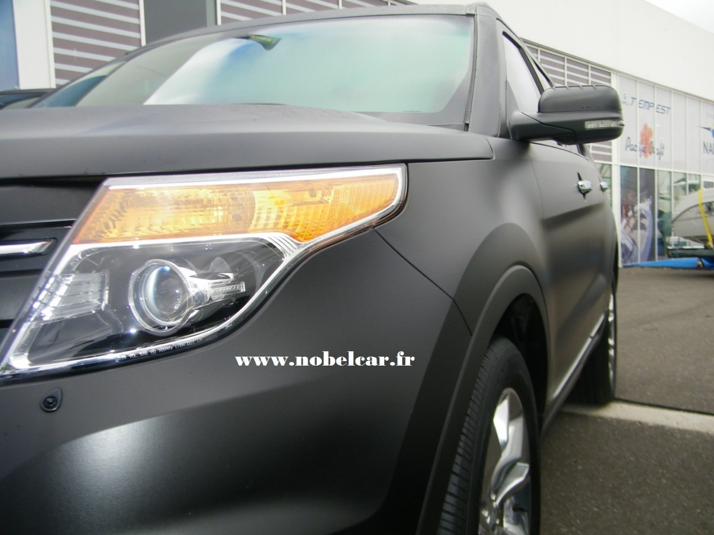 FORD USA EXPLORER LIMITED V6 3.5L 290 CH D'occasion Gironde 33