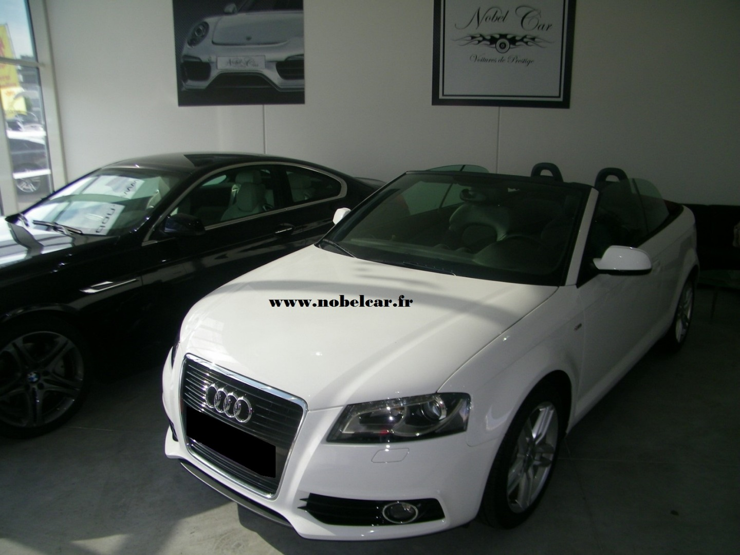 AUDI A3 Cabriolet 2.0 TDI S Line 140 CH d'occasion gironde 33