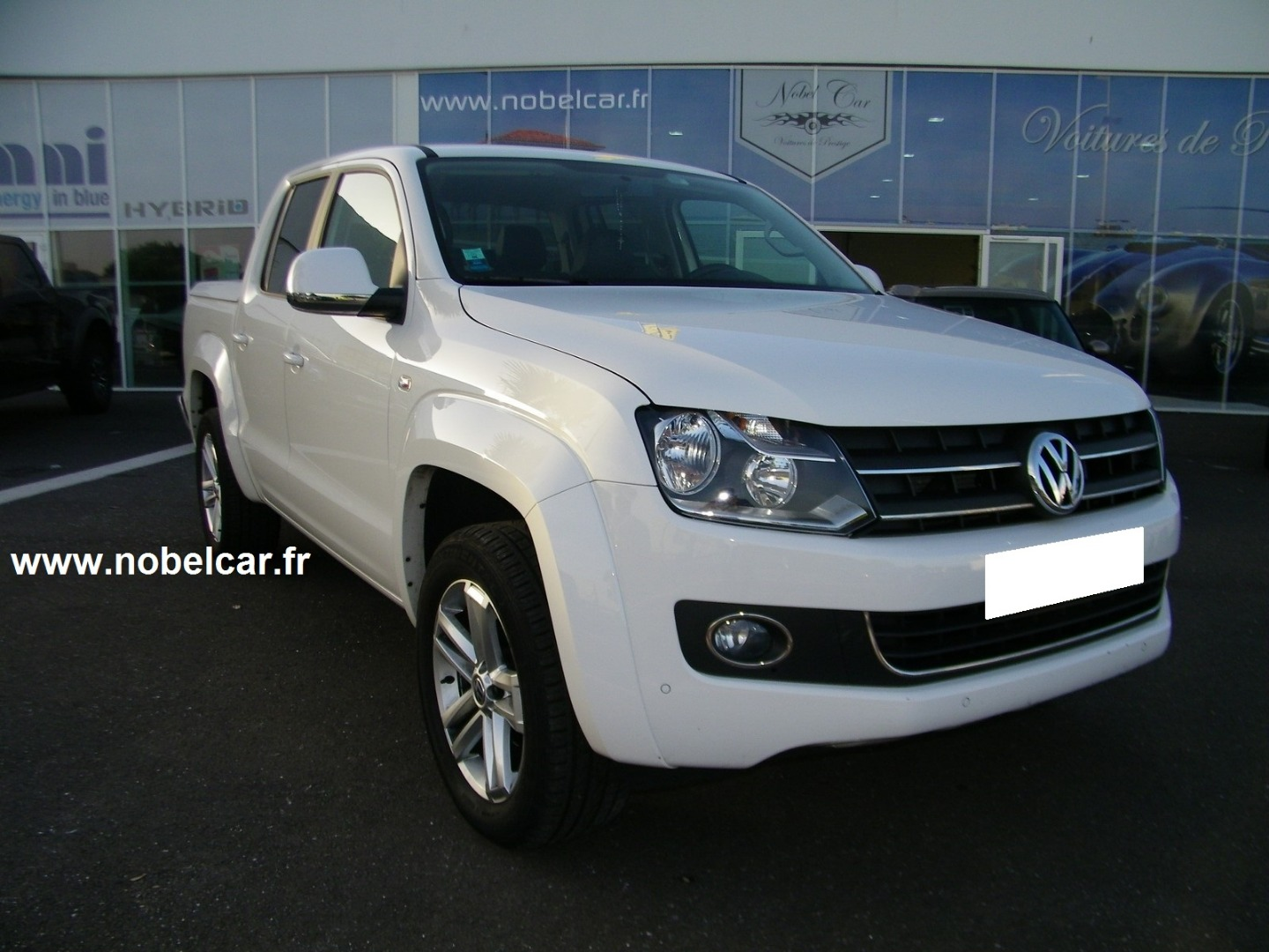 Volkswagen amarok 2.0 tdi 180 ch 4 MOTION HIGHLINE DOUBLE CAB