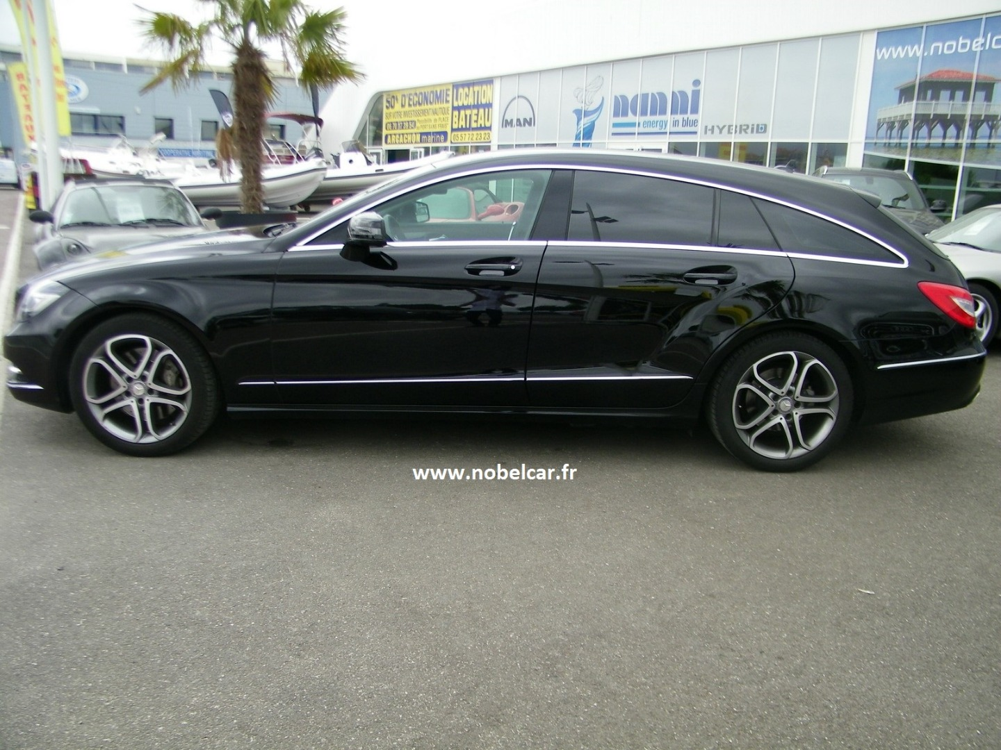 Mercedes Classe CLS SHOOTING BRAKE 350 CDI BA7 7G-Tronic Plus D'occasion Gironde 33
