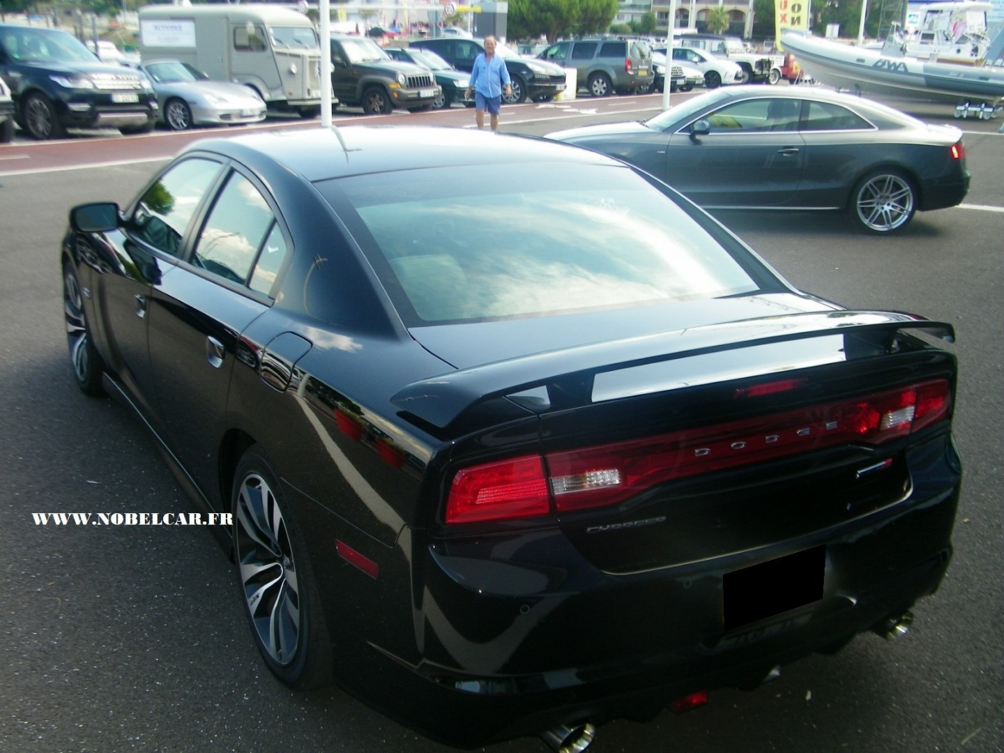 DODGE CHARGER SRT-8 V8 6.4L d'occasion gironde 33