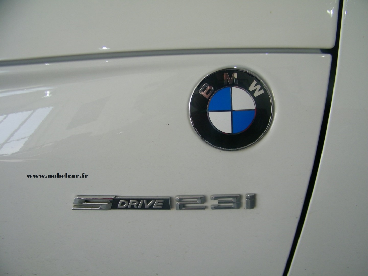 BMW Z4 ROADSTER Sdrive 23 i 55000 Kms du 07/09/2010 D'OCCASION Nobel Car GIRONDE 33