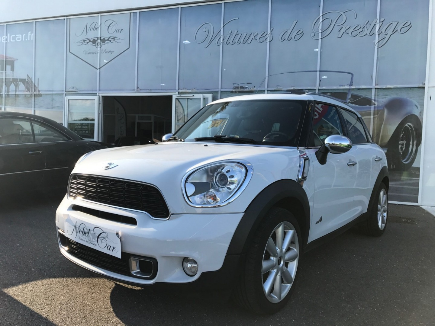 Mini Countryman All 4 SD 143cv BVA du 28/03/2014 avec 51750 km d'occasion Nobel Car 33