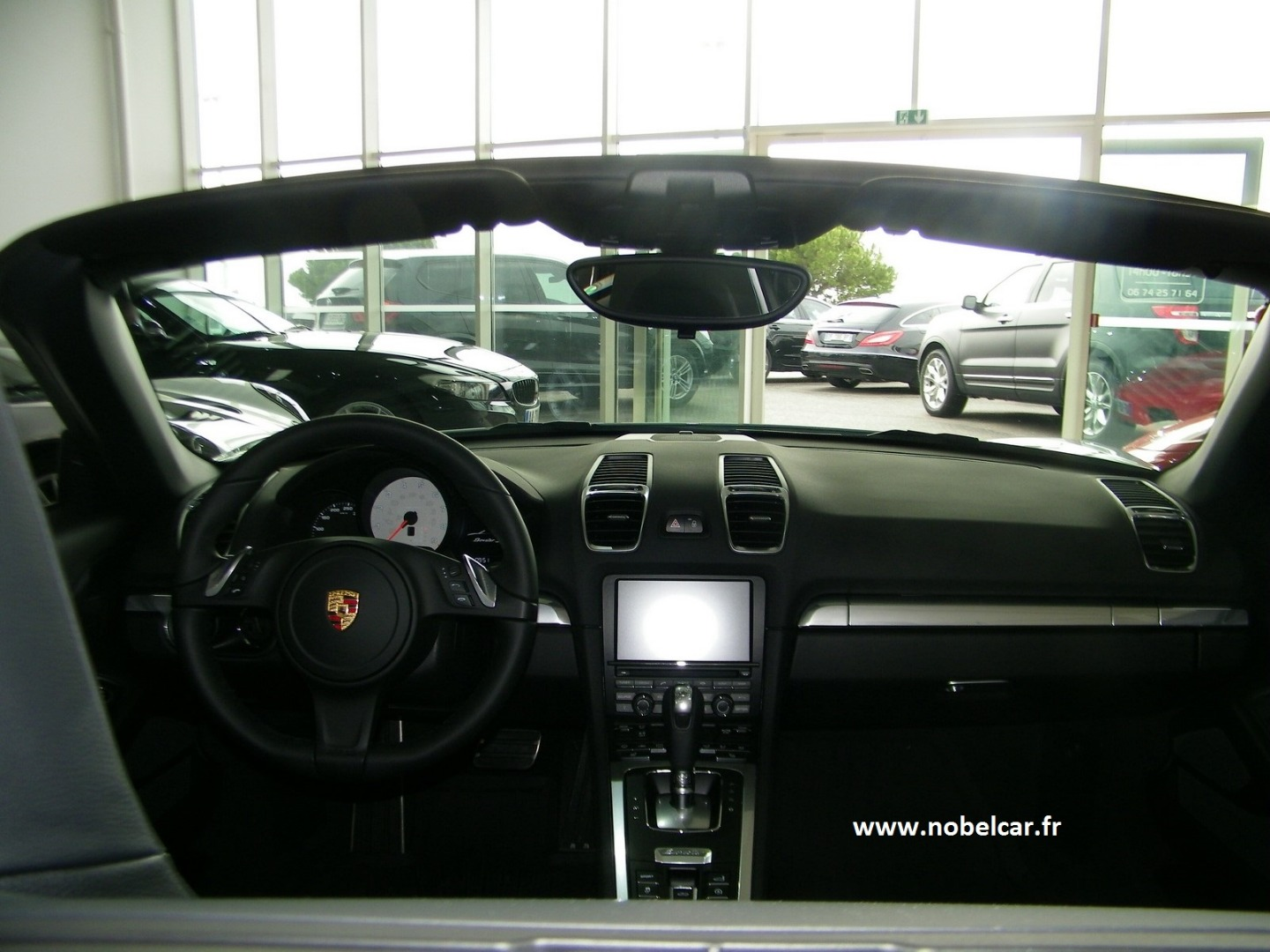 Porsche Boxster S 3.4 315 CH PDK Type 981 D'occasion Gironde 33