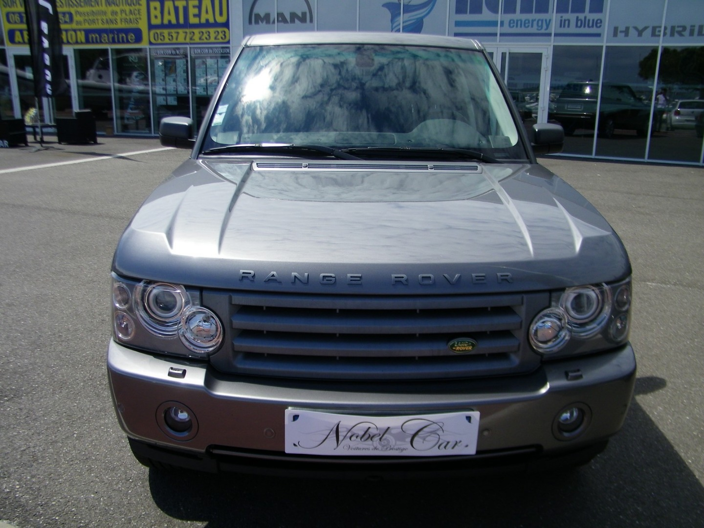 Land Rover TDV8 272 ch VOGUE BA du 07/2007 avec 138 000 km d'occasion Nobel Car 33